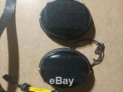 HGU 33/34 HGU-55 etc. Complete earphones flight helmet pilot helmet flight gear