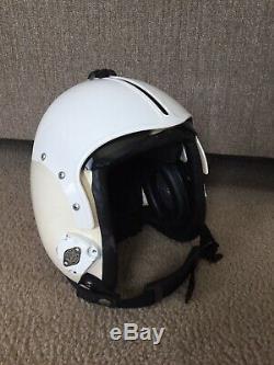 HGU-33 Pilot Flight Helmet Large USN