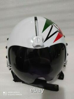 HGU 33 STYLE Freece Tricolori FLIGHT HELMET / AVIATOR FIGHTER PILOT REPRO