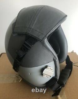 HGU-55/P Flyers Pilot Flight Helmet Gentex Size LARGE
