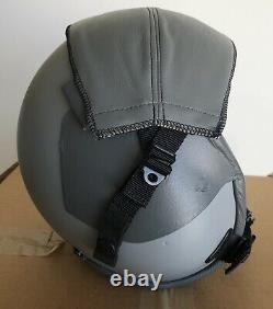 HGU-55/P Flyers Pilot Flight Helmet Gentex Size MEDIUM