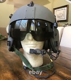 Hgu 56p XL Helicopter Pilot Flight Helmet Hgu56