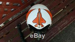 Hgu pilot flight helmet