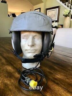Hgu55 55 Gentex Medium Pilot Flight Helmet Hgu 55 Fixed Wing Jet Aircraft Visor