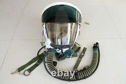 High Altitude Militaria Aviation Mig-21 Fighter Pilot Flight Helmet