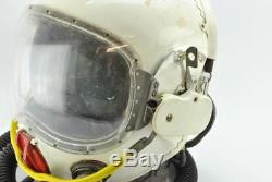 High Altitude RAF Aircraft ML 12 Pilot Flight Pressure Helmet Concorde