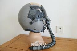 Korea Air force fighter pilot HGU-55/P flight helmet + MBU-20 mask