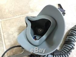 MBU-20A/P Oxygen Mask for an HGU Pilot Flight Helmet Dated 08