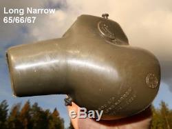 MBU-5/P Sauerstoffmaske USAF Flight Helmet Oxygen Mask Parts Fliegerhelm Pilot