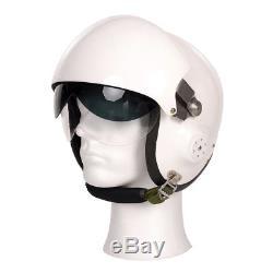 MIG 2-V Flight Helmet Pilothelmet Jethelm Bell Kampfjet F-15 F-16 US Army Gr XL