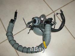 Mask Oxygen Mbu-23 C. E Flight Helmet Pilot