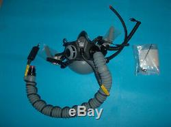 Mbu-23 Mask Oxygen Pilot Flight Helmet Hgu Pilot