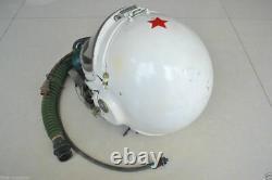 Mig-19 fighter pilot flight helmet Tk-1
