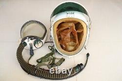 Mig-21 Fighter Pilot Flight Helmet Tk-1