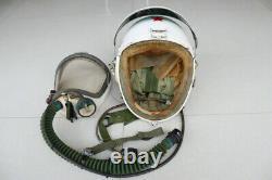 Mig-21 fighter pilot flight helmet Tk-1 + High altitude flying suit