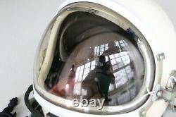 Mig Fighter Pilot Flight Helmet, Russia Combined Life Saving Uniform Suit
