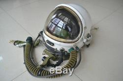Militaria Aviation Aviator Air Force Fighter Pilot Flight Helmet, Safety Helmet