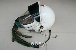 Militaria Fighter MiG-21 Pilot Flight Helmet // Excellent Condition //