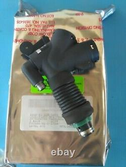 NEW CRU-94/P terminal block oxygen mask pilot flight helmet sealed