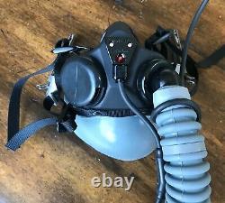 NEW Gentex Oxygen Mask MBU-20P LARGE WIDE 20 21 22 for PILOT FLIGHT HELMETS