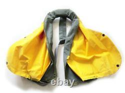 Navy Flight Helmet Pilot Life Jacket 0101