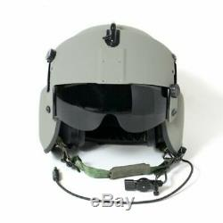 New 2019 Hgu56 Gentex Flight Pilot Helmet XL Hgu 56