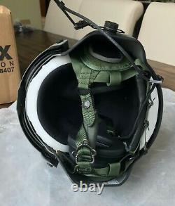 New 2020 Hgu56 Gentex Pilot Flight Helmet Loaded Cep Kit Helicopter Hgu Small
