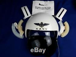 New APH6 B HGU series pilot flight helmet dual visor complete visor kit size LG