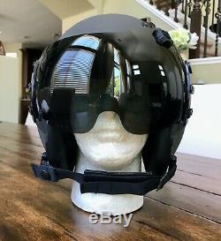 New Complete XL X Large Hgu68p Gentex Pilot Flight Helmet Tpl Liner Bag Hgu 68
