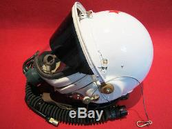 New Flight Helmet Mig-29 Air Force Pilot Helmet Oxygen Mask 2# 58# $129