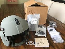 New Hgu56 Gentex Flight Helmet XL Boxed Unopened Hgu 56 Helicopter Pilot