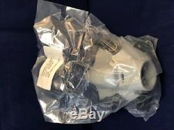 New Mbu-12 Gentex Oxygen Mask Faceshield And Microphone, Pilot Flight Helmet