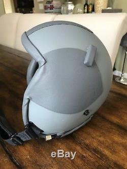 New Nos Unissued Hgu55 Gentex Flight Helmet Hgu 55/p Pilot