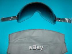 New Visor Gradient Helmet Hgu-55 And 33 Flight Pilot, Mask Oxygen