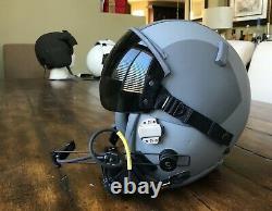 Nos Hgu55 55 Gentex Large Flight Pilot Helmet