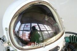 Original Air Force Fighter Pilot Flight Helmet Tk-4A/B