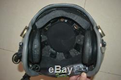 Original Air Force High Altitude Fighter Pilot Flight Helmet, Oxygen MasK