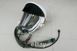 Original Air Force MiG-19 Fighter Pilot Flight Helmet Oxygen Mask