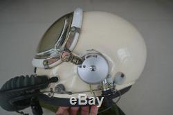Original Air Force Mig Fighter Pilot Astronaut Outer Space Flight Helmet, Suit