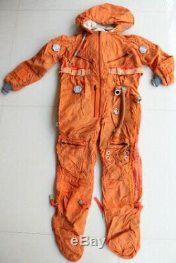 Original Air Force Mig Fighter Pilot Flight Helmet(sunvisor) Flight Suit