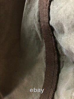 Original Korean War American Pilot Flight Helmet Kit Bag (usaf / Usmc / Usn)