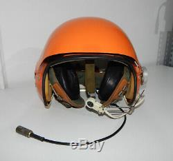 Original Polish Air Force Pilot Flight Helmet THL-5 Poland