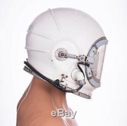 Original Russian USSR pilot flight helmet GSH 6 Soviet space air force
