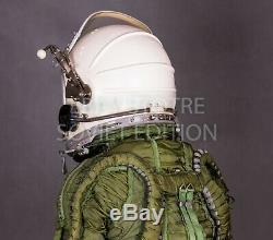 Original Russian USSR pilot flight helmet GSH 6 size M 2M space air force