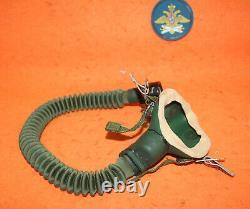 Oxygen Mask Flight Helmet Fighter Pilot Fighting Air Force YM-6502