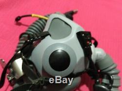 Oxygen Mask MBU-20 Gentex Combat Edge Pilot Flight Helmet