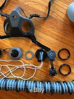 Oxygen Mask MBU-20/P parts Gentex Pilot Flight Helmet for Parts