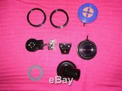 Oxygen Mask parts set MBU-20 Gentex Combat Edge Pilots flight helmet