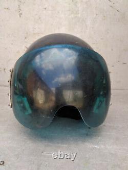 Pilot Flight Helmet Air Force ZSH-5A Soviet Russian