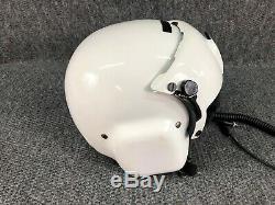 Pilot Flight Helmet Gentex HGU-56/P HHJ8 5 LRG